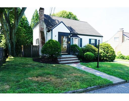 32 Merritt Ave, Braintree, MA 02184