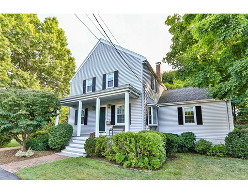 Picture 1 of 65 Durham Rd  Dedham Ma  4 Bedroom Single Family