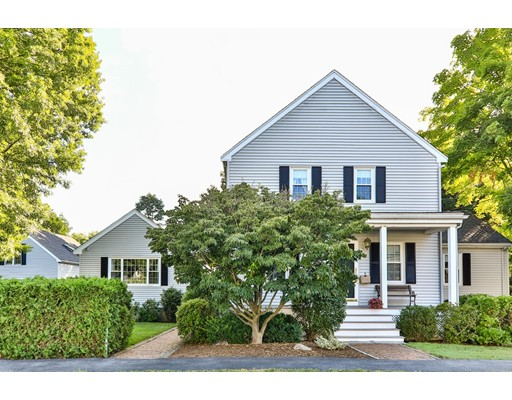 Picture 2 of 65 Durham Rd  Dedham Ma 4 Bedroom Single Family