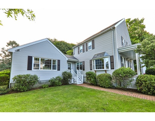 Picture 3 of 65 Durham Rd  Dedham Ma 4 Bedroom Single Family