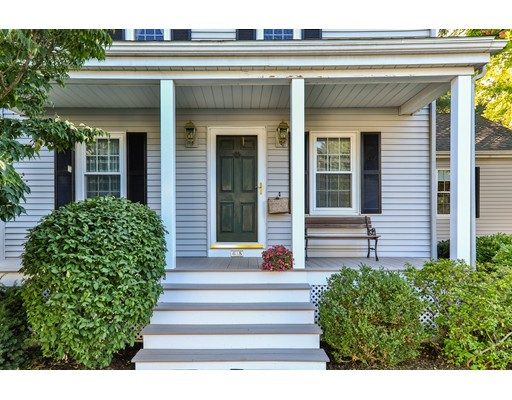 Picture 5 of 65 Durham Rd  Dedham Ma 4 Bedroom Single Family