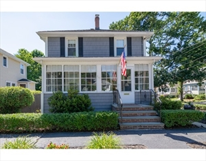 16 Randlett St  is a similar property to 72 Federal Ave  Quincy Ma