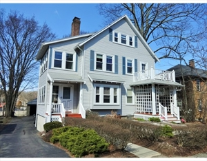 173 175 Warren Str.  is a similar property to 4 Pearl-peabody St  Newton Ma