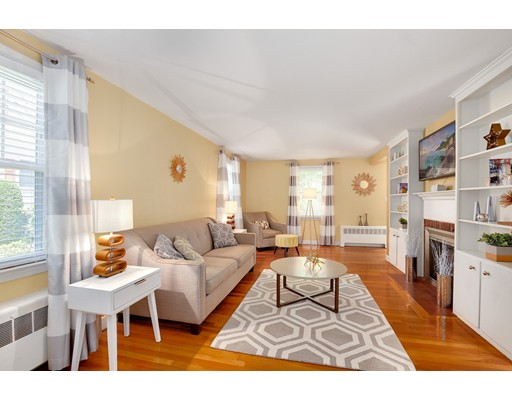 Picture 2 of 110 Spring St  Arlington Ma 3 Bedroom Single Family