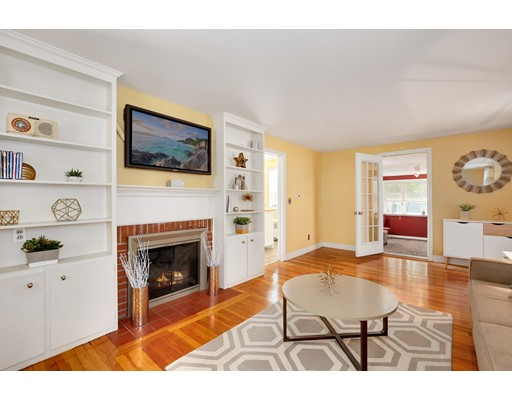 Picture 3 of 110 Spring St  Arlington Ma 3 Bedroom Single Family