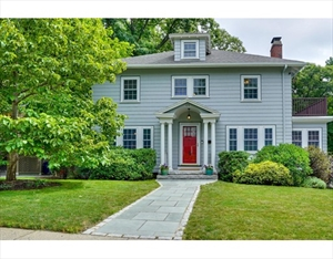 69 Dickerman  is a similar property to 25 Truman Rd  Newton Ma