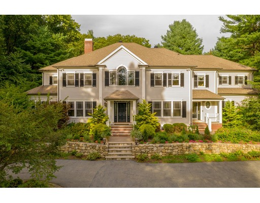 Picture 2 of 11 Plymouth Rd  Weston Ma 6 Bedroom Single Family