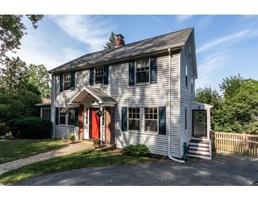 Bellevue Hill Road, Boston, MA 02132