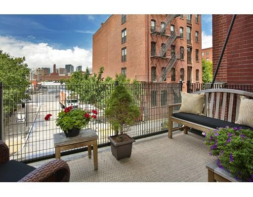 Picture 1 of 25 Channel Center St Unit 204 Boston Ma  2 Bedroom Condo#