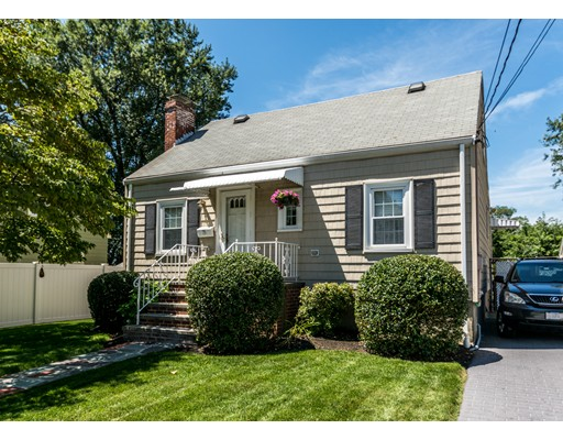 Picture 1 of 75 Edward Rd  Watertown Ma  3 Bedroom Single Family#