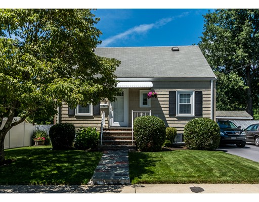 Picture 2 of 75 Edward Rd  Watertown Ma 3 Bedroom Single Family
