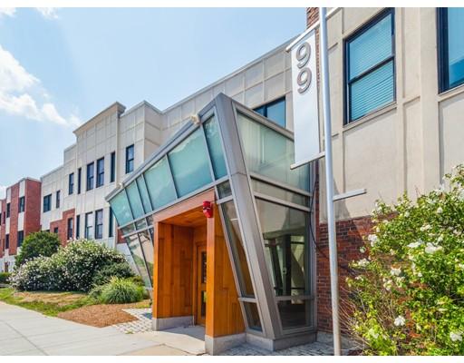 Picture 8 of 99 Chestnut Hill Ave Unit 202 Boston Ma 2 Bedroom Condo
