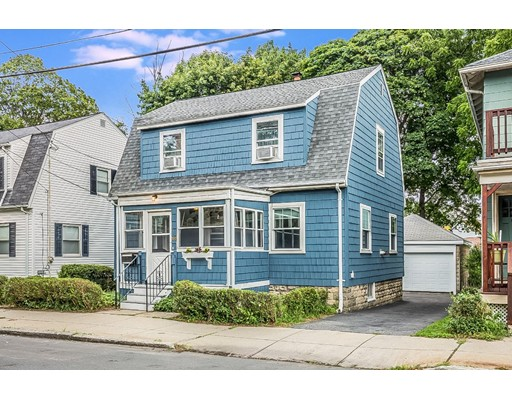 Picture 11 of 125 Boston Ave  Somerville Ma 3 Bedroom Single Family