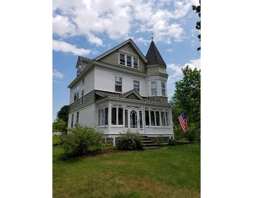 Picture 4 of 281 N Main St  Natick Ma 6 Bedroom Single Family