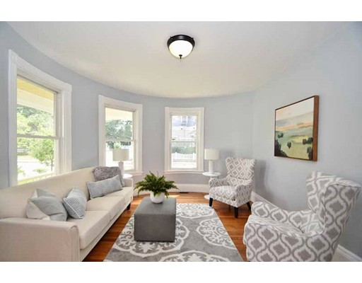 Picture 3 of 65 Pearl St Unit 65 Newton Ma 5 Bedroom Single Family