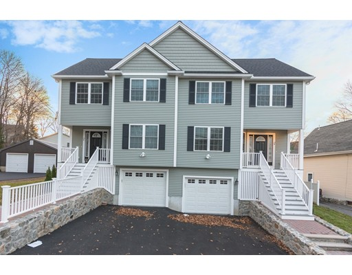 Picture 1 of 13 Melvin St Unit B Wakefield Ma  3 Bedroom Condo#