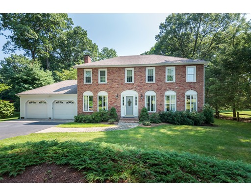 Picture 1 of 6 Pheasant Run  Andover Ma  4 Bedroom Single Family