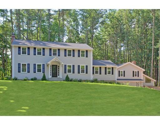 Picture 3 of 281 Hunters Ridge  Concord Ma 4 Bedroom Single Family