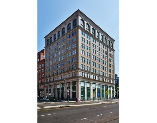 210 South Street, 5-1 - Leather District, MA