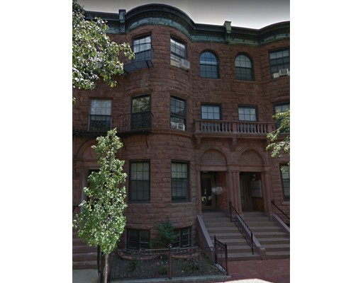 160 Saint Botolph, Boston, MA 02115