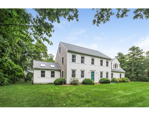 420 Quaker Meetinghouse Road - Sandwich, MA