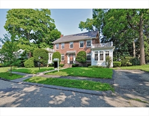 58 Ravine Road  is a similar property to 124 North St  Medford Ma