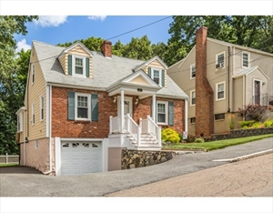 16 Hill Street  is a similar property to 17 Concord St  Malden Ma