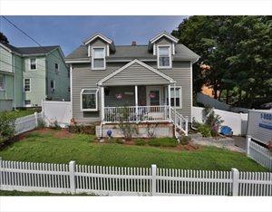 8 Garfield Ave  is a similar property to 5 Oak St  Woburn Ma
