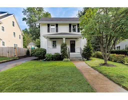 Brookside Ave, Winchester, MA 01890