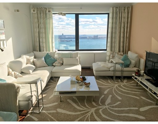 65 East India Row, 25D - Waterfront, MA