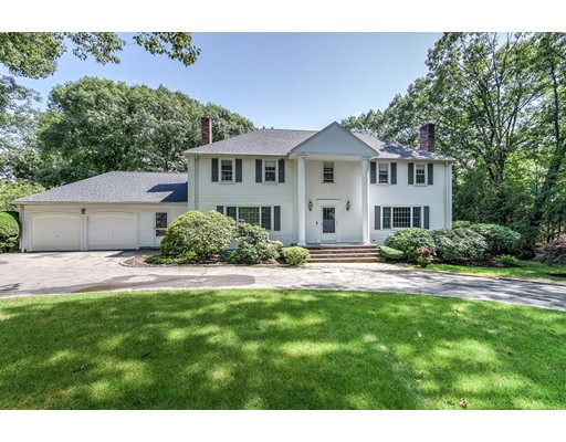 Albion Road, Wellesley, MA 02481