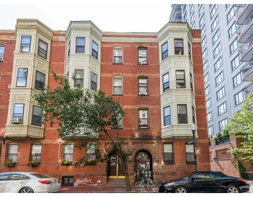 13 Garrison Street, Boston, MA 02116