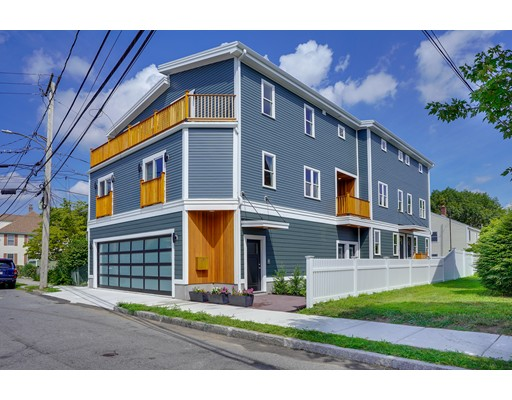 75 Decatur Street Unit 2, Arlington, Massachusetts