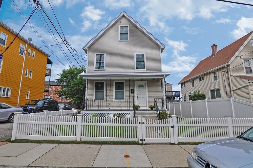 49 Hinckley Street, Somerville, Massachusetts