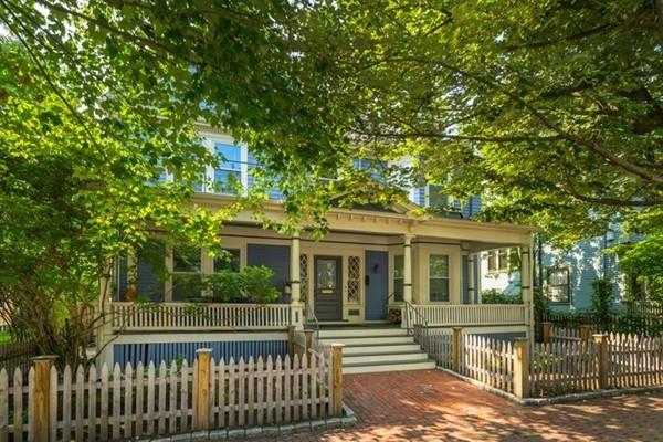 58 Garfield Street, Cambridge, Massachusetts