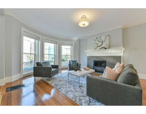 Picture 1 of 466 Park Dr Unit 2 Boston Ma  3 Bedroom Condo#