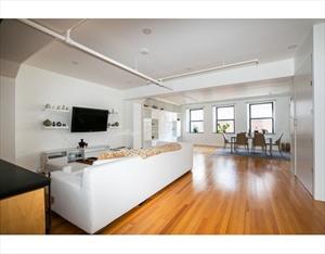 453 Washington St 4A is a similar property to 100 Lovejoy Wharf  Boston Ma