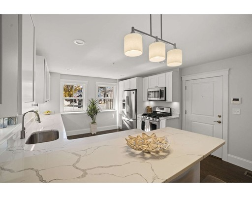Picture 3 of 244 Central Ave Unit 2 Medford Ma 2 Bedroom Condo