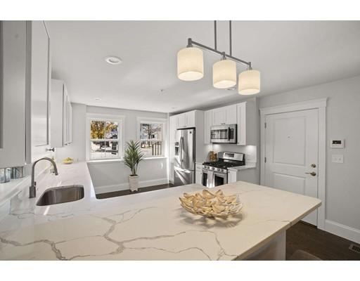 Picture 5 of 244 Central Ave Unit 2 Medford Ma 2 Bedroom Condo