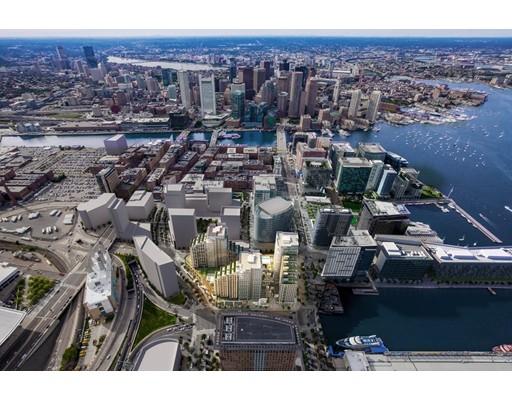 Picture 13 of 133 Seaport Blvd Unit 1109 Boston Ma 2 Bedroom Condo