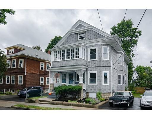 Picture 3 of 5-7 Lakehill Ave  Arlington Ma 4 Bedroom Multi-family