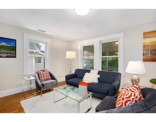 Picture 2 of 55 Flett Rd Unit 55 Belmont Ma 4 Bedroom Condo