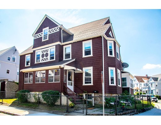 Picture 1 of 18 Pomeroy Stret Unit 18 Boston Ma  5 Bedroom Single Family