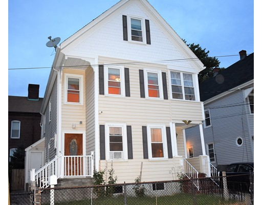 Alfred St, Everett, MA 02149
