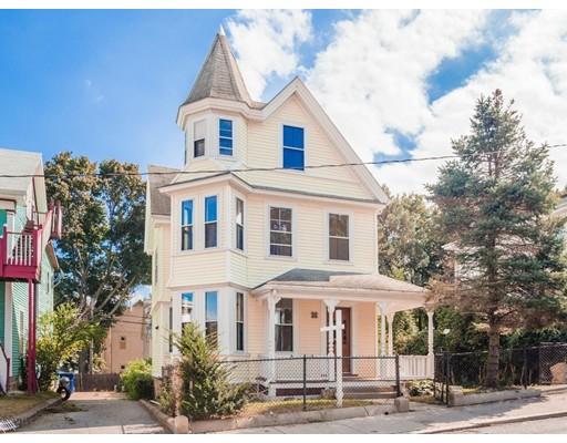 Birch St, Boston, MA 02131
