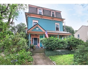 70 Walker St  is a similar property to 62 Algonquin Rd  Newton Ma