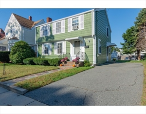 124 Davis St  is a similar property to 17 Dale Ave  Quincy Ma