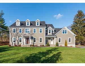 2 Fields Pond Rd  is a similar property to 11 Plymouth Rd  Weston Ma