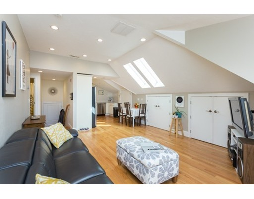 Picture 1 of 129 Highland Ave Unit 5 Somerville Ma  2 Bedroom Condo#