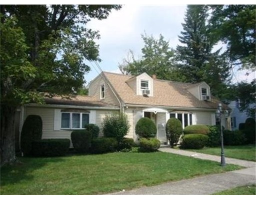 Picture 1 of 25 Truman Rd  Newton Ma  4 Bedroom Single Family#